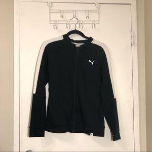 Puma Black/White Jacket